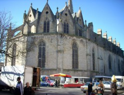Nearby Cathedral